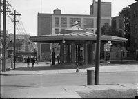 Asylum Avenue, Hartford, Garde Hotel (Spring Street)
