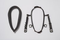 Physical object: Pony collar and hames belonging to one of Charles S. Stratton's ponies