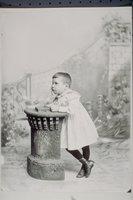 Anna Dickenson boy