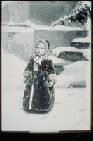 Barbabra (Barbara) Boss, snow scene