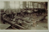 Assembly Room, Mianus Diesel Engine Company, Mianus