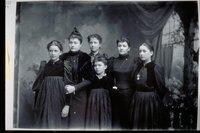 Bancroft women and girl(s)