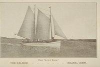 Auxilary fishing schooner Aunt Edie