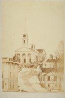 Baptist Church, West Main Street,  Mystic