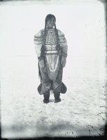 Aivilik Inuit woman, Shoofly [Nivisanaaq], Hudson Bay, Canada