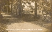 Old Well, Greenfield Country Club House, Greenfield, Conn.