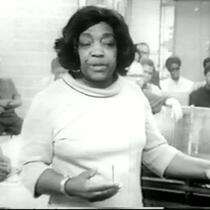 Community meets (video in four parts, and transcript): Hartford residents and community leaders meet in aftermath of Hartford riots, 1969