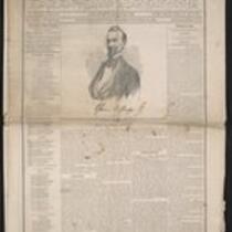 Newspaper: Boston Museum Newspaper, October 27, 1849