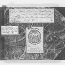 American Revolution Collection: David Smith's orderly book, 1779