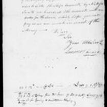 Silas Deane Papers: Barnabas Deane: Correspondence 1777 November 19- 1780 October 27