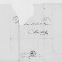 Oliver Wolcott, Jr. Papers: Bank of the United States and Bank of America, 1805-1824