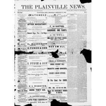Plainville news, 1889-1907
