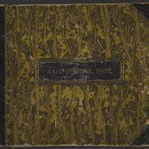 Corporal J.E. Shadek Civil War Sketchbook