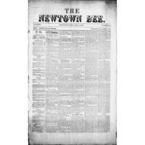 Newtown bee, 1877-