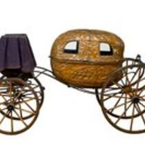 Physical object: Miniature Carriage for Commodore Nutt (George Washington Morrison Nutt)