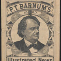 Courier: P. T. Barnum's Illustrated News, Hartford, Connecticut, May 5, 1880