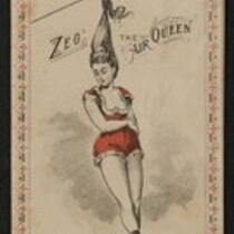 Booklet: Zeo the Air Queen