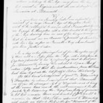 Silas Deane Papers: Business and Legal: Journal relating to the sloop Soucy, 1779