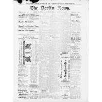 Berlin news, 1892-1907