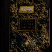 Document: P.T. Barnum Letter Copybook, 1845 - 1846