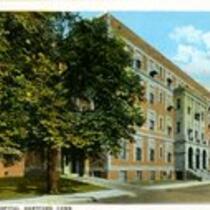 Hartford Hospital, Hartford (1920s)