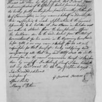 American Revolution Collection: Comptrollers: Claims and settlements for military service, 1792-1852