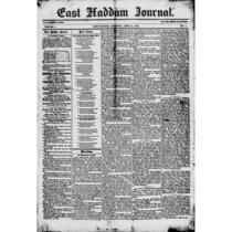 East Haddam journal, 1859-1861