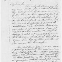 Oliver Wolcott, Jr. Papers: Letters and documents from Jedidiah Morse, 1800