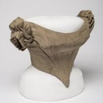Textile: Bodice belonging to M. Lavinia Warren