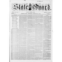 State guard, 1855-1856