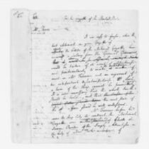 Oliver Wolcott, Jr. Papers: Letters and copies of letters from Alexander Hamilton, 1791