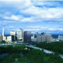 New skyline of America's insurance capital