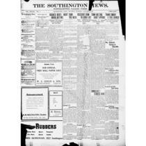 Southington news, Northampton Valley times, 1907
