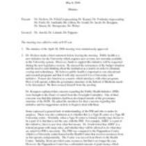 2006-05-08 Minutes