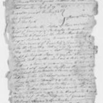 American Revolution Collection: Daniel Ware's orderly book, 1777