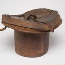Textile: P. T. Barnum's Top Hat Case
