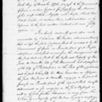 Silas Deane Papers: Business and Legal: Contracts for ship masts and spars with France and Spain, 1778