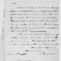 John Trumbull Papers: Correspondence of John Trumbull with David Trumbull, 1780-1800