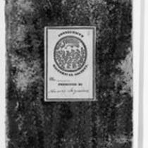 American Revolution Collection: Christopher French's orderly book, 1776