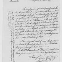 Correspondence with Robert Ogden, Samuel Squier, Jabez Huntington, Peter Colt and others, 1776 April 1-14