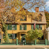 Butler-McCook House & Garden