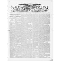 Connecticut organ, 1854