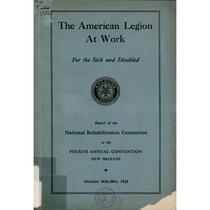 American Legion at work