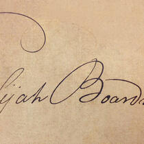 Elijah Boardman Papers