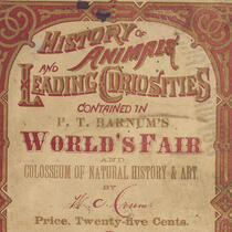 Books and Booklets - Barnum Museum