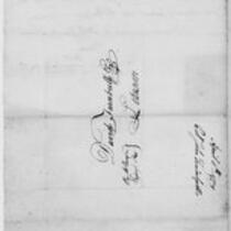John Trumbull Papers: Correspondence of John Trumbull with David Trumbull, 1779