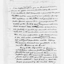 Oliver Wolcott Jr. papers, Box 29, Folder 3