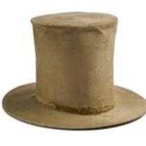 Textile: P. T. Barnum's Top Hat