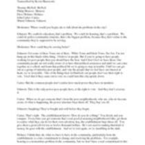 Common ground (transcript)