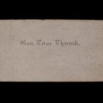Calling Card: Calling Card for